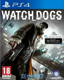 Watch Dogs (PS4 русская версия)