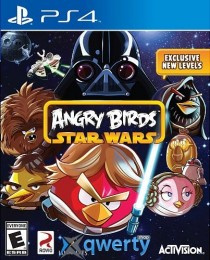 Angry Birds: Star Wars (PS4)