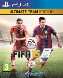 FIFA 15 Ultimate Team Edition (PS4)