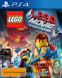 Lego Movie Videogame PS4 (русские субтитры)