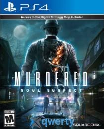 Murdered: Soul Suspect (PS4 русская версия)