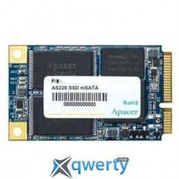 Apacer mSATA 256GB (AP256GAS220)