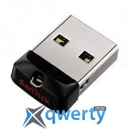 Flash Drive Cruzer Fit (SDCZ33-064G-B35) Black