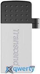 Transcend JETFLASH 380 16 GB SILVER PLATING (TS16GJF380S)