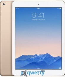 Apple A1567 iPad Air 2 Wi-Fi 4G 16GB (MH1C2TU/A) Gold Официальная гарантия!