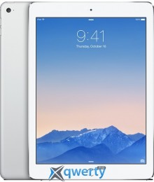 Apple  iPad Air 2 Wi-Fi 4G 64GB (MGHY2TU/A) Silver Официальная гарантия!
