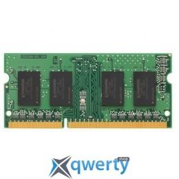 2 GB SO-DIMM DDR3 1600 MHz Kingston (KVR16S11S6/2) купить в Одессе