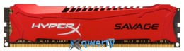DDR3-2400 4096MB PC3-19200 HyperX Savage Kingston (HX324C11SR/4)