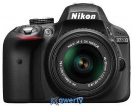 Nikon D3300 kit (18-55mm VR II)