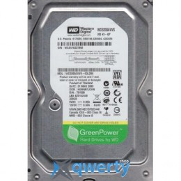 3.5' 320Gb Western Digital (WD3200AVVS)