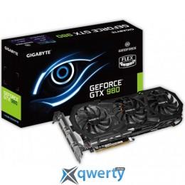 Gigabyte GeForce GTX 980 4096 Mб (GV-N980WF3OC-4GD)