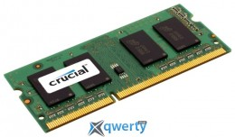 8Gb SO-DIMM DDR3 (1x8GB) 1600 MHz Crucial (CT102464BF160B)