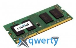 8Gb SO-DIMM DDR3L (1x8GB) 1600 MHz Crucial (CT8G3S160BMCEU)