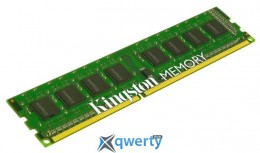 RAM DDR3-1600 4GB PC3-12800 Kingston ValueRAM bulk (KVR16N11S8/4-SPBK)