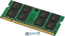 SODIMM DDR3-1333 2048MB PC3-10660 Team Elite (TED32G1333C9-S01)