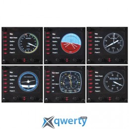 Mad Catz Pro Flight Instrument Panel (PZ46)