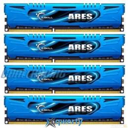 32 GB (4x8GB) DDR3 2400 MHz G.Skill (F3-2400C11Q-32GAB)