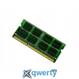 4 GB SO-DIMM DDR3 1600 MHz Team (TED3L4G1600C11-S01)
