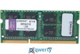 SoDIMM DDR3 8GB 1600 MHz Kingston (KVR16LS11/8G)