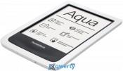 PocketBook 640 Aqua White (англ. меню)