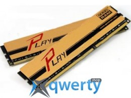 16Gb DDR3 (8Gb x 2) 1600MHz GoodRam Play Gold (GYG1600D364L10/16GDC)