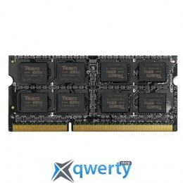8 GB SO-DIMM DDR3 1600 MHz Team (TED3L8G1600C11-S01)