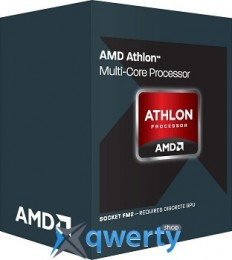 Процессор AMD Athlon X4 860K 3.7GHz/4MB (AD860KXBJABOX) sFM2+ BOX