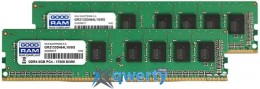16384MB DDR4-2133 PC4-17000 Goodram (Kit of 2x8192) (GR2133D464L15/16GDC)