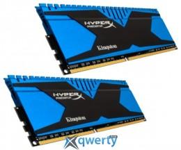 8Gb(4Gb x 2)DDR3 2400MHz Kingston HyperX (HX324C11T2K2/8)