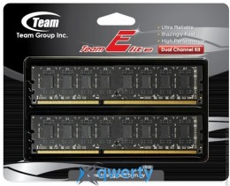 16GB (2x8GB) DDR3 1600MHz TEAM Elite(TED316G1600C11DC01)