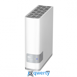 Сетевое хранилище (NAS) Western Digital My Cloud 3TB 3.5 LAN USB 3.0 External (WDBCTL0030HWT-EESN)