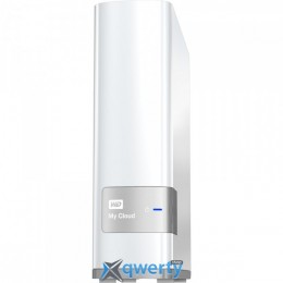 Сетевое хранилище (NAS) Western Digital My Cloud 4TB 3.5 LAN USB 3.0 External (WDBCTL0040HWT-EESN)