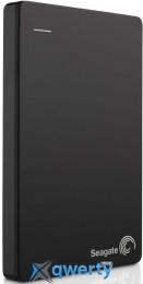 Жесткий диск Seagate Backup Plus Portable 1TB 2.5 USB 3.0 External Black (STDR1000200)