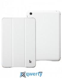 JISONCASE Executive Smart Case for iPad mini 2 White (JS-IM2-01H00)