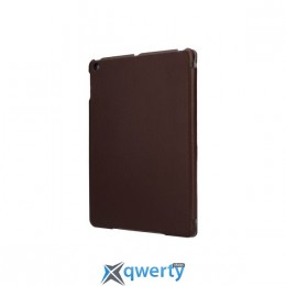 JISONCASE Ultra-Thin Smart Case for iPad Air Brown (JS-ID5-09T20)