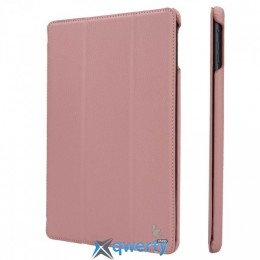 JISONCASE Ultra-Thin Smart Case for iPad Air Pink (JS-ID5-09T35)