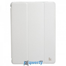 Jison Case PU Smart Case White for iPad Air (JS-ID5-09T00)