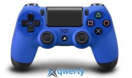 DualShock 4 Wave Blue / Беспроводной джойстик