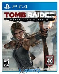 Tomb Raider: Definitive Edition (RUS) (PS4)
