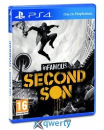 inFAMOUS: Second Son / Второй сын (RUS) (PS4)
