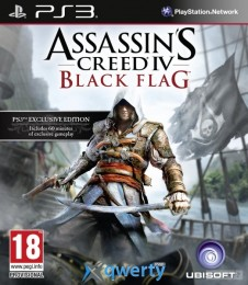 Assassin`s Creed IV: Black Flag Special Edition (RUS) (PS3)