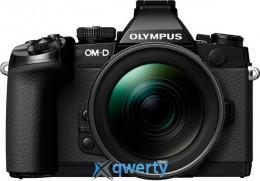 Olympus E-M1 12-40 mm Kit Black/Black Официальная гарантия!