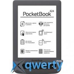 PocketBook 626 Touch Lux2 Grey (PB626-Y-CIS)