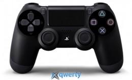 Оригинальный беспроводной черный джойстик Dualshok 4 (PS4)