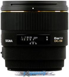 SIGMA AF 85 ММ F1.4 EX DG HSM NIKON