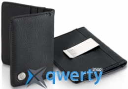 Кошелек BMW Business Card and Credit Card Holder with Banknote Clip 80 21 2 344 448