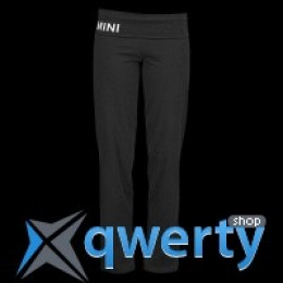 Женские брюки Mini Ladies' Logo Pants, Black 80 14 2 211 308