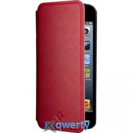 Twelvesouth SurfacePad Pop Red for iPhone 5/5S (TWS-12-1230)