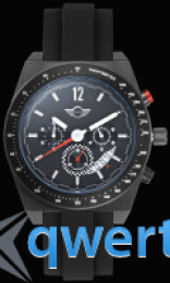 Хронограф Mini Chronograph Watch, Black 80 26 2 338 765