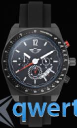 Хронограф Mini Chronograph Watch, Black 80 26 2 338 765